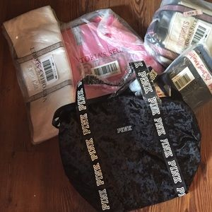 Victoria secret travel bags